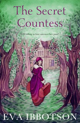 Book cover for The Secret Countess
